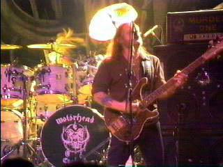 MOTORHEAD live on usmetal tv